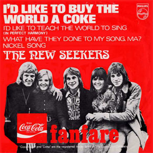 The New Seekers: ผู้ร้องเพลงโฆษณาคลาสสิกของโค้ก
